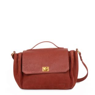 Iris handbag for women