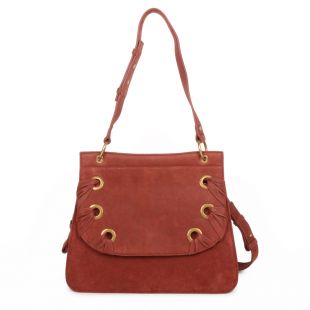 Vittoria Sienna handbag for women